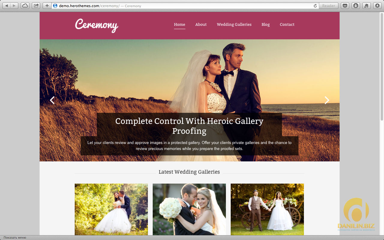 Ceremony — An Elegant Wedding Photography Theme