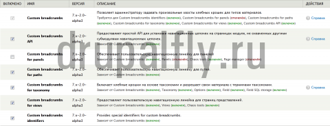 Подключение к бд drupal  Подключение к нескольким базам