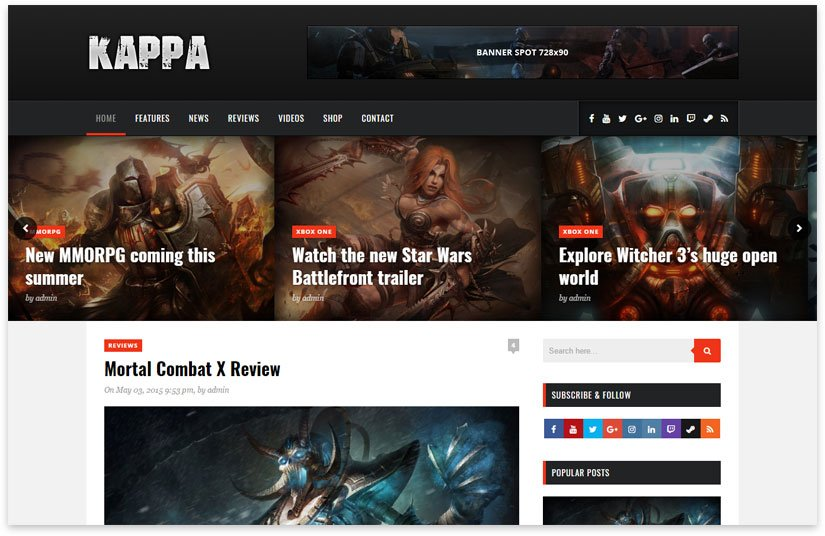 готовые игровые сайты скачать бесплатно