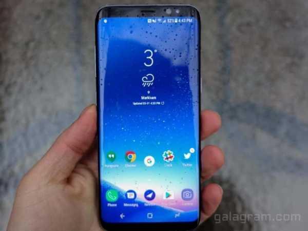 Оптимизация samsung galaxy s8  Samsung Galaxy S8: как