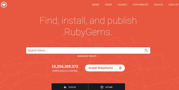 Ruby on rails cms на русском